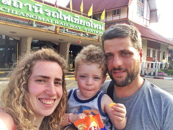 Muoversi in Thailandia senza prendere aerei