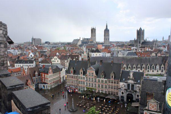 Cinque giorni tra Anversa e Gand con i bambini