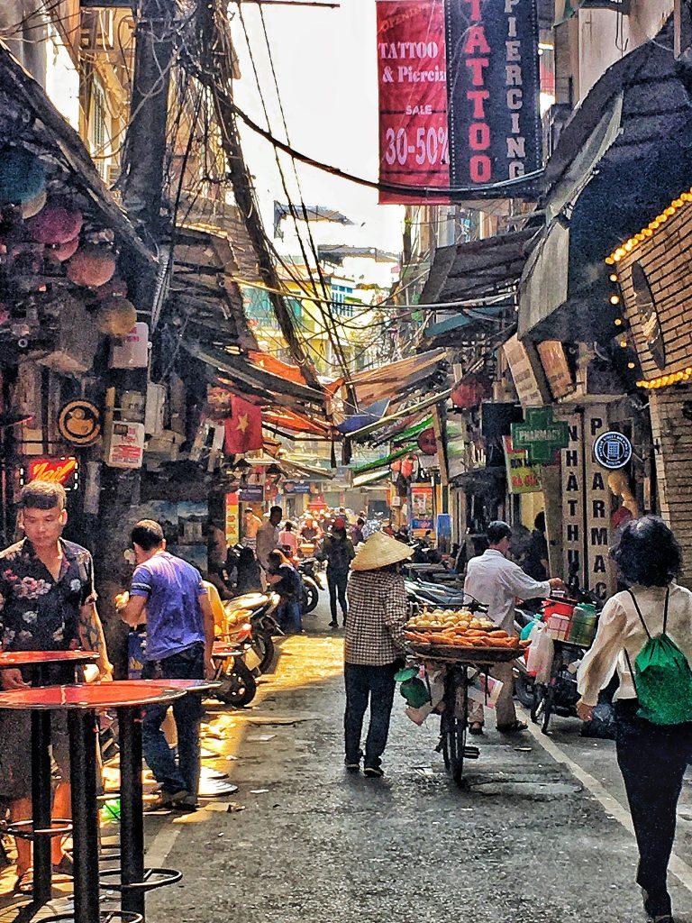 Cosa vedere ad Hanoi Vietnam, Old Quarter