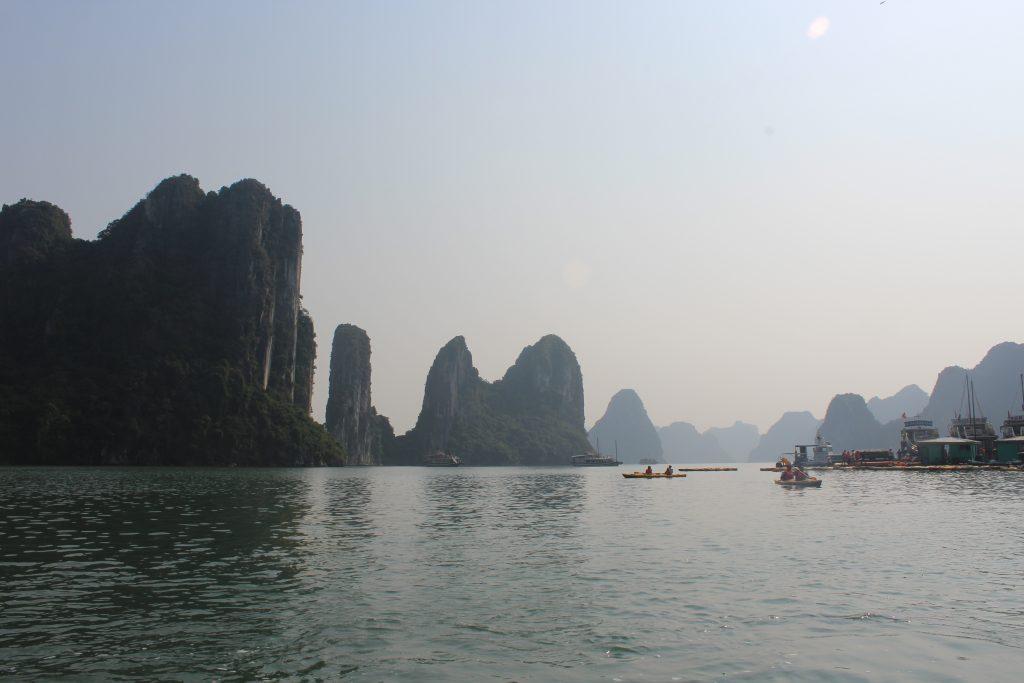 Come organizzare un viaggio in Vietnam - Halong Bay