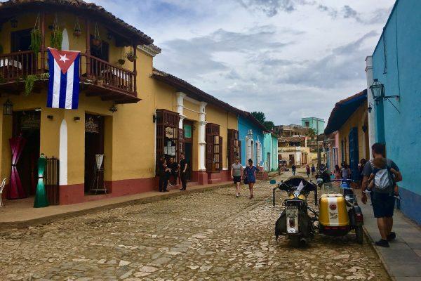 In viaggio a Cuba: Trinidad