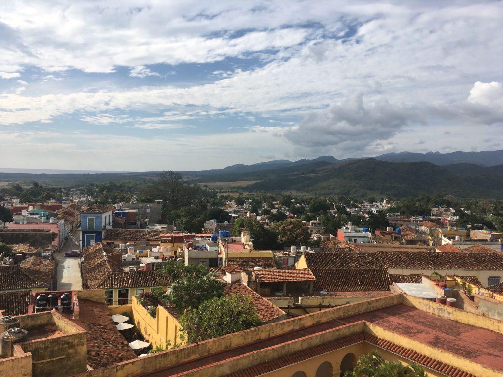 Cuba: Trinidad, vista