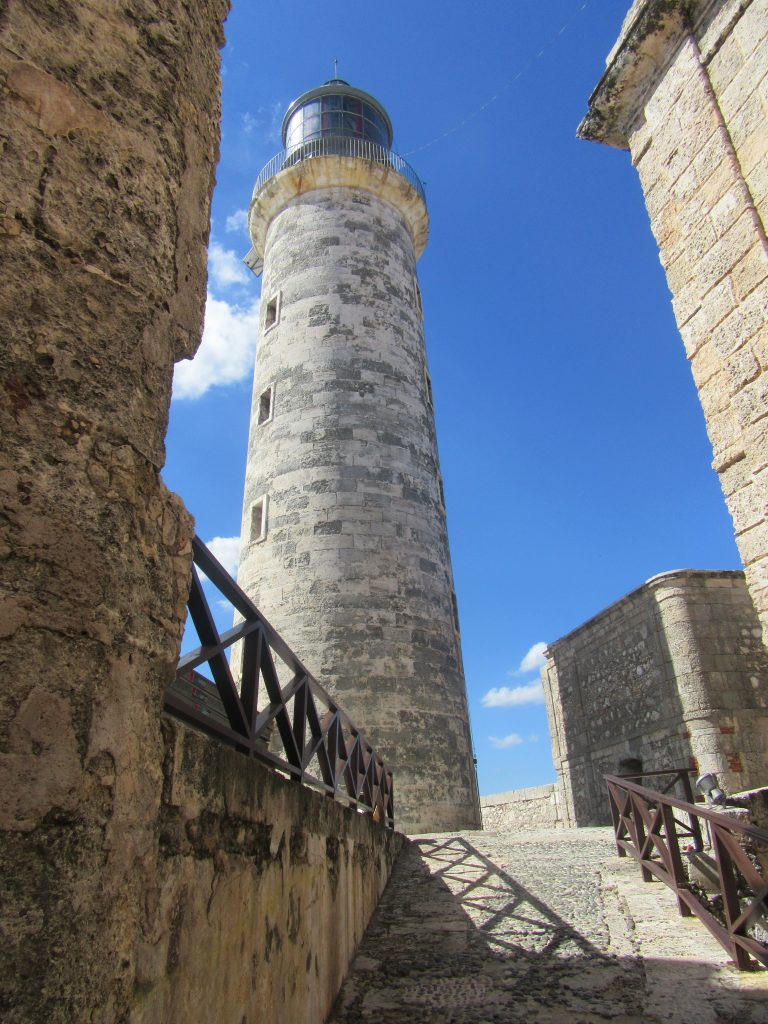 Visitare l'Avana, Castillo de los Tres Santos Reyes Magnos del Morro, Avana, Cuba