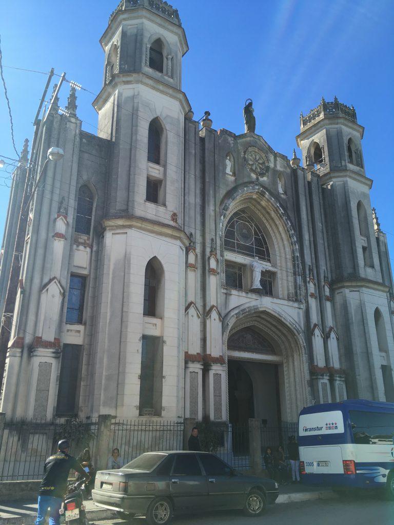 Cuba: Santa Clara, Catedral de las Santas Hermanas de Santa Clara de Asis
