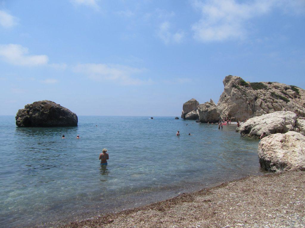 Organizzare un viaggio a Cipro - Petra tou romiou