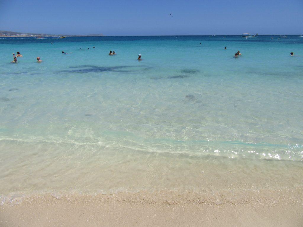 Organizzare un viaggio a Cipro - Il meraviglioso mare di Cipro
