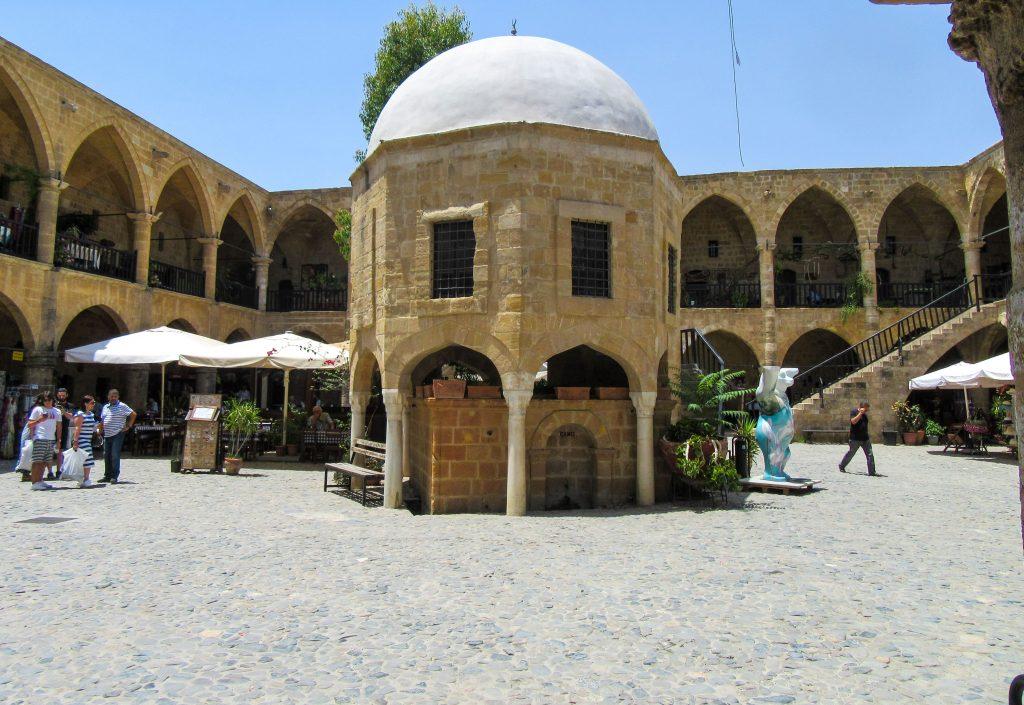 Cosa vedere a Nicosia - Buyuk Han