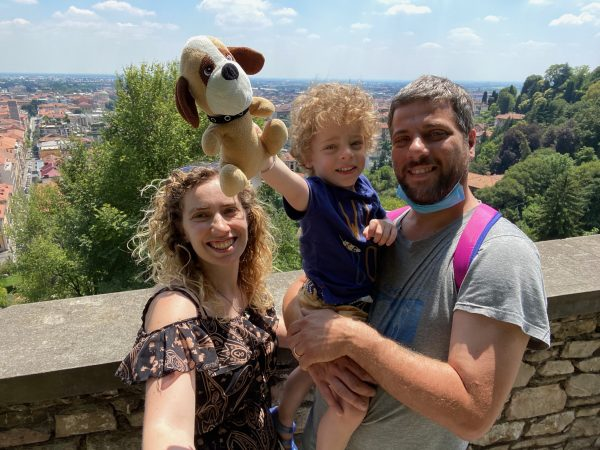 Visitare Bergamo Alta con i bambini in un giorno