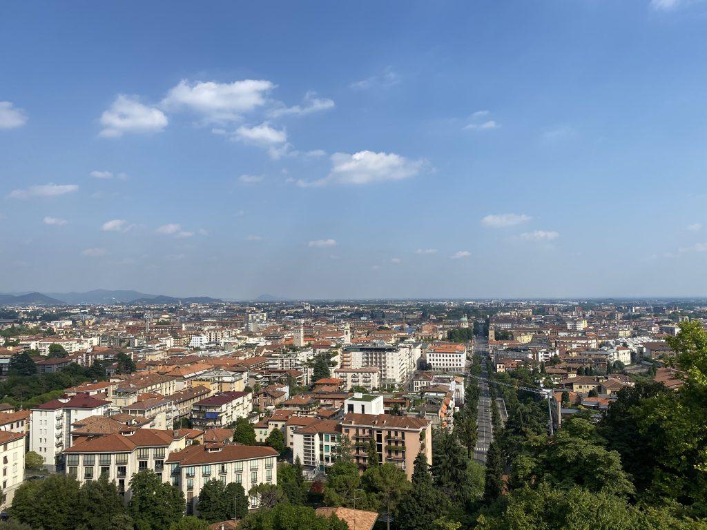 Visitare Bergamo Alta con i bambini
