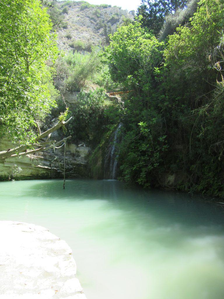 Cosa vedere a Paphos, Adonis Baths