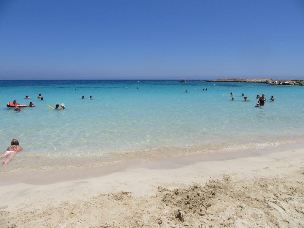 Spiagge di Cipro - Macronissos