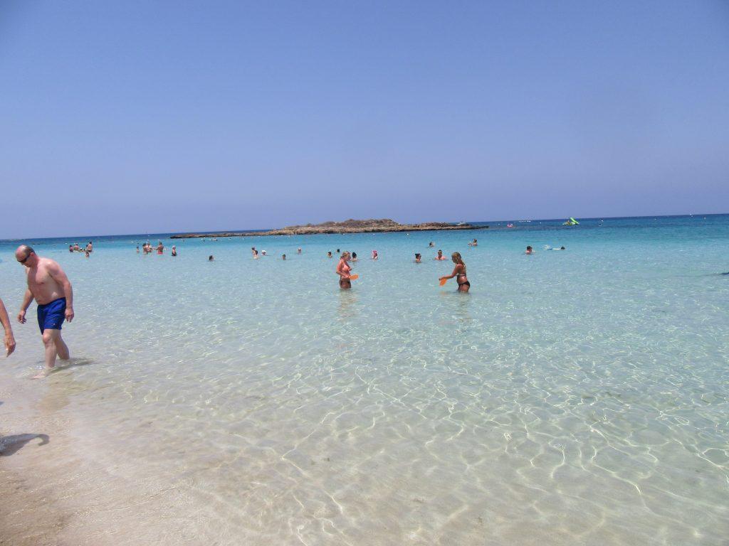 Spiagge di Cipro - Fig Tree Bay
