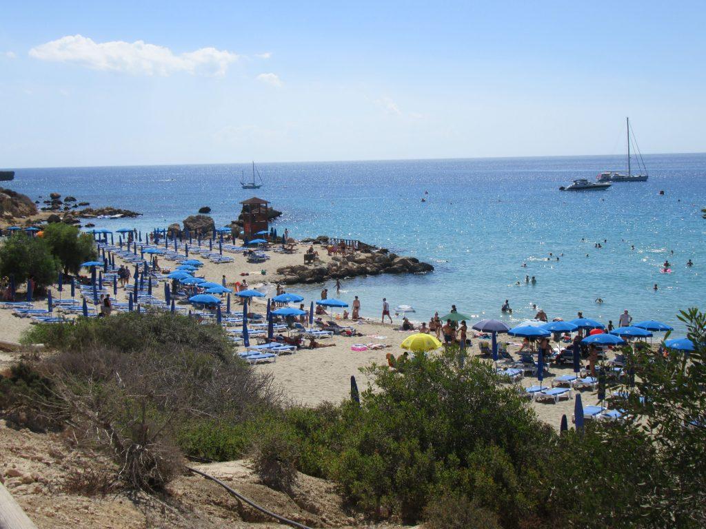 Spiagge di Cipro - Konnos Bay