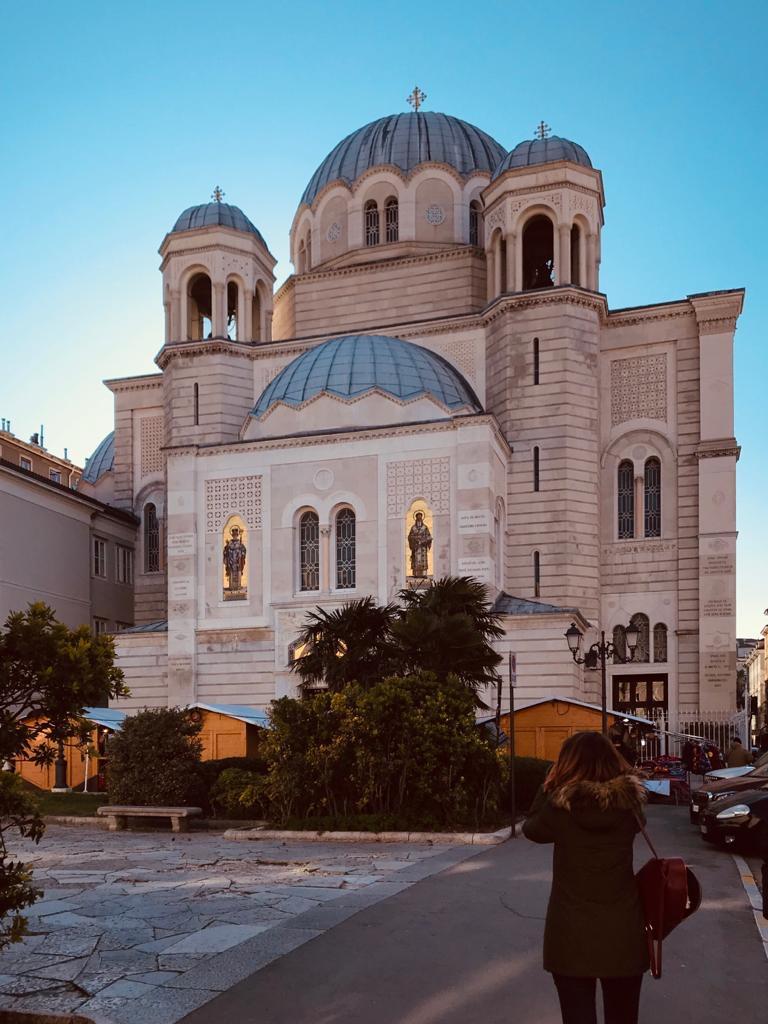 Cosa vedere a Trieste: chiesa di San Spiridione