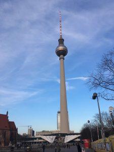 Cosa vedere a Berlino in 3 giorni con i Bambini: torre della televisione