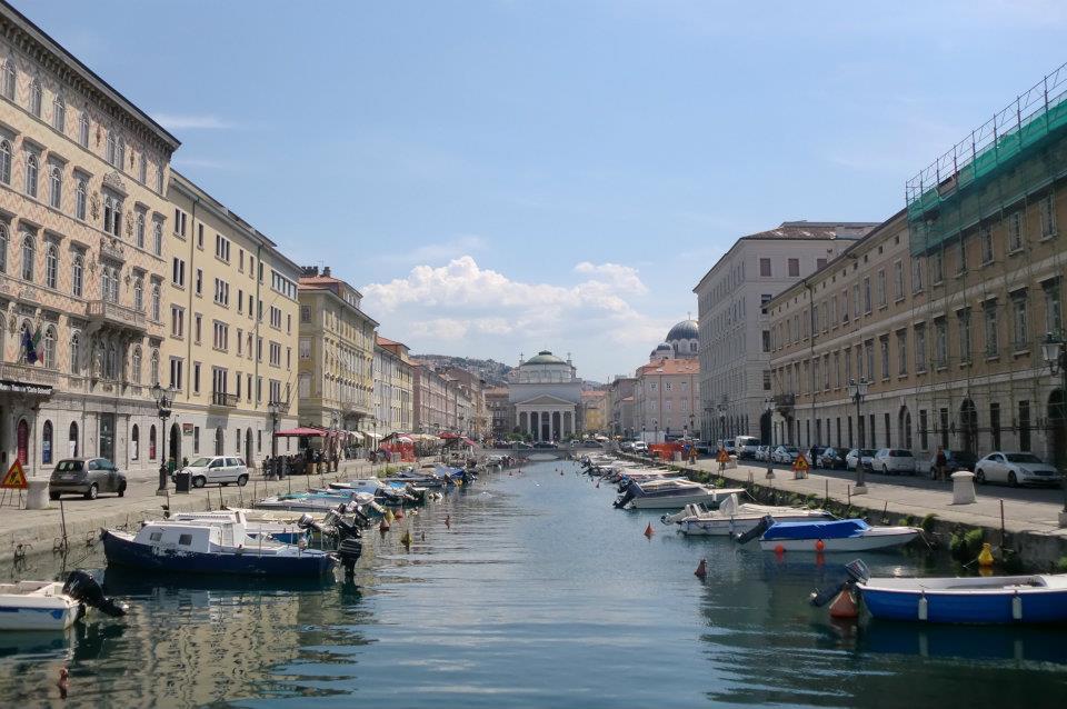 Cosa vedere a Trieste: Canal Grande