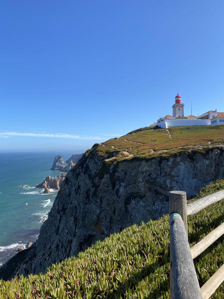 Visitare il Portogallo con i bambini: Cabo da Roca