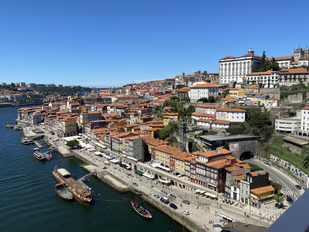 Visitare il Portogallo con i bambini: Porto