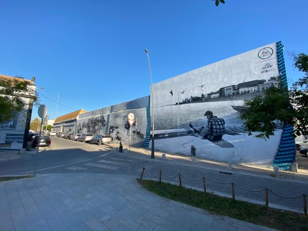 Murales di Olhão